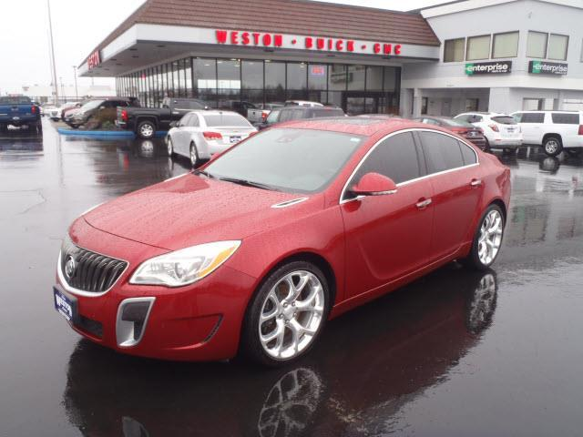 2014 buick regal gs awd gs 4dr sedan for sale in gresham. Black Bedroom Furniture Sets. Home Design Ideas