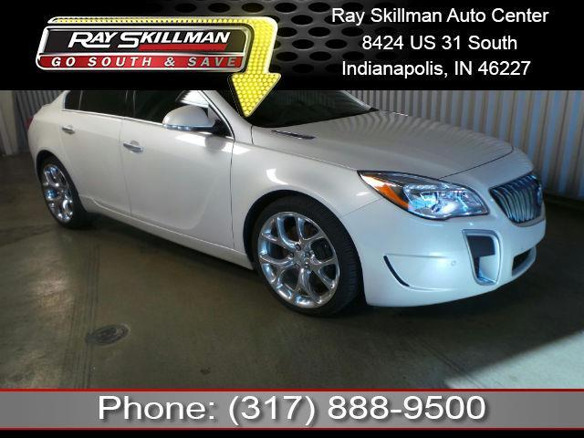 2014 Buick Regal GS GS 4dr Sedan