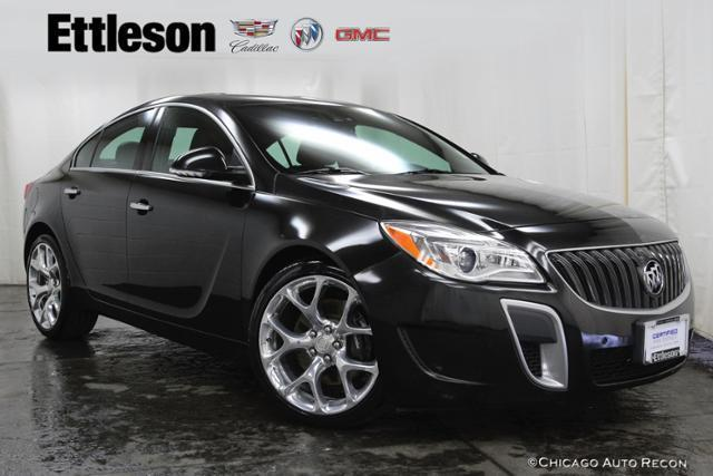 2014 buick regal gs gs 4dr sedan for sale in countryside illinois classified. Black Bedroom Furniture Sets. Home Design Ideas