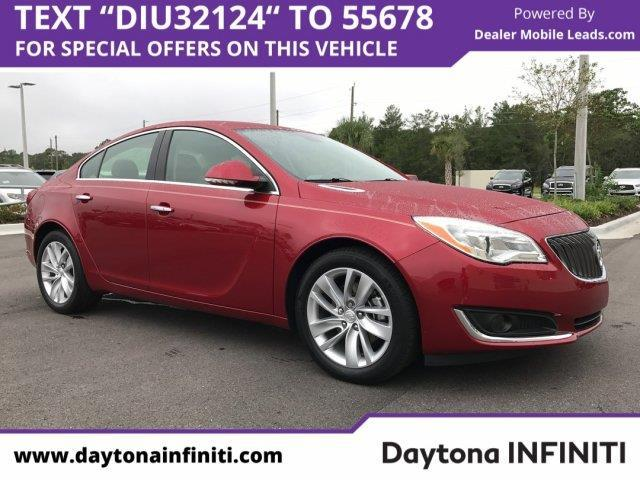2014 Buick Regal Premium I Premium I 4dr Sedan