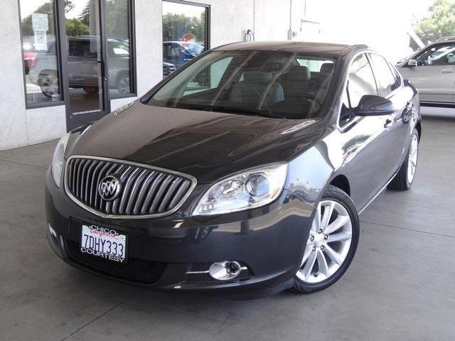 2014 buick verano 4d sedan convenience group for sale in for Courtesy motors chico ca