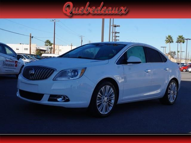 2014 Buick Verano Base Base 4dr Sedan