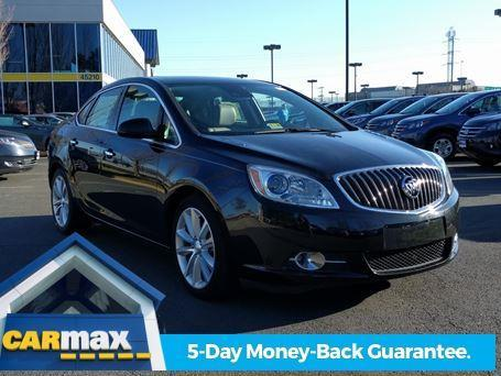 2014 buick verano convenience group convenience group 4dr sedan for sale in laurel maryland. Black Bedroom Furniture Sets. Home Design Ideas