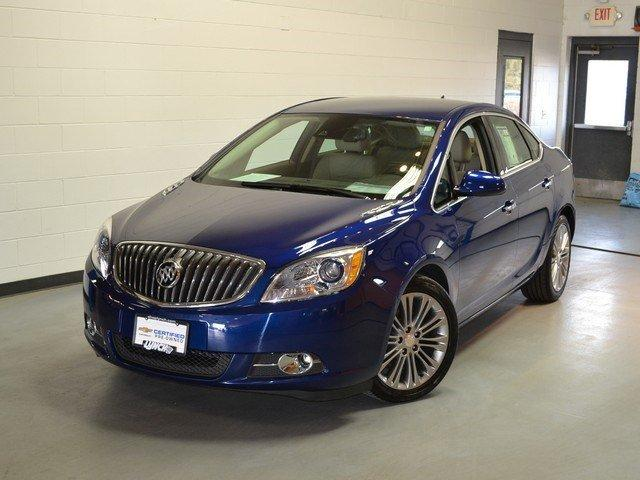 2014 Buick Verano Leather Group >> 2014 BUICK Verano Leather Group 4dr Sedan for Sale in ...