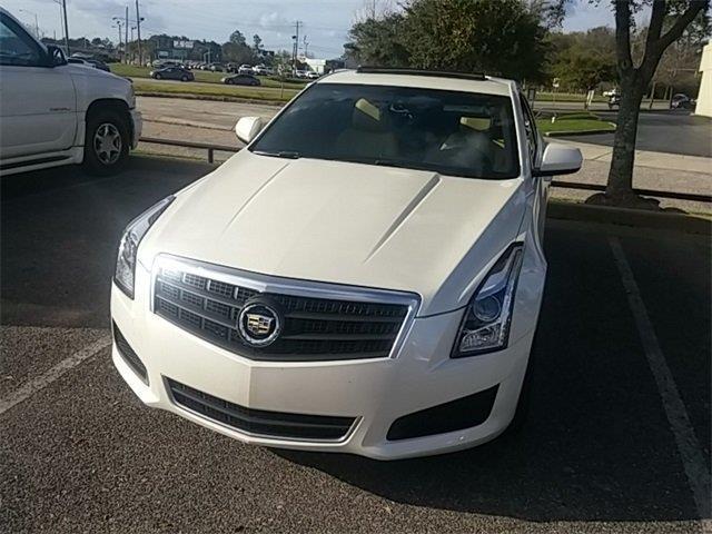 2014 Cadillac ATS 2.0T 2.0T 4dr Sedan