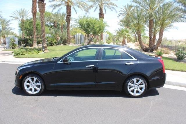 2014 cadillac ats 2 0t 2 0t 4dr sedan for sale in indio california classified. Black Bedroom Furniture Sets. Home Design Ideas