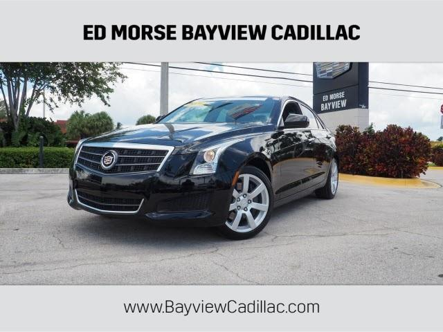 2014 cadillac ats 2 0t 2 0t 4dr sedan for sale in fort lauderdale florida classified. Black Bedroom Furniture Sets. Home Design Ideas
