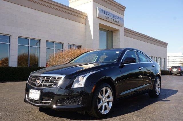 2014 cadillac ats 2 0t awd 2 0t 4dr sedan for sale in northbrook illinois classified. Black Bedroom Furniture Sets. Home Design Ideas