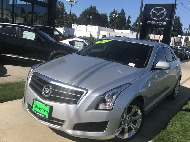 2014 cadillac ats 2 0t luxury 2 0t luxury 4dr sedan for sale in gladstone oregon classified. Black Bedroom Furniture Sets. Home Design Ideas