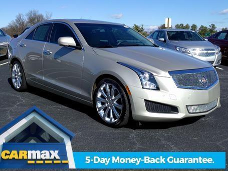 2014 Cadillac ATS 2.0T Luxury 2.0T Luxury 4dr Sedan