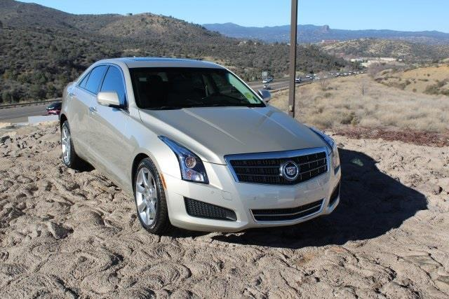 2014 cadillac ats 2 0t luxury 2 0t luxury 4dr sedan for sale in prescott arizona classified. Black Bedroom Furniture Sets. Home Design Ideas