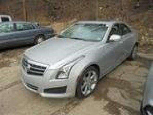 2014 Cadillac ATS 2.0T Luxury 2.0T Luxury 4dr Sedan