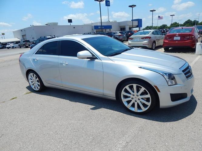 2014 cadillac ats 2 0t luxury 2 0t luxury 4dr sedan for sale in norman oklahoma classified. Black Bedroom Furniture Sets. Home Design Ideas