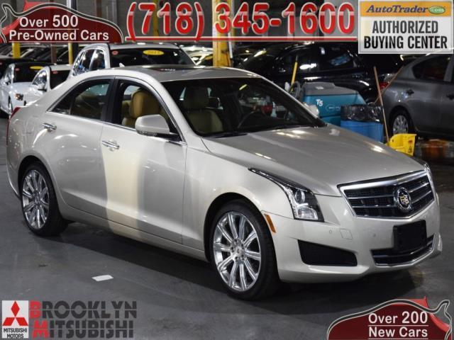 2014 Cadillac ATS 2.0T Luxury AWD 2.0T Luxury 4dr Sedan