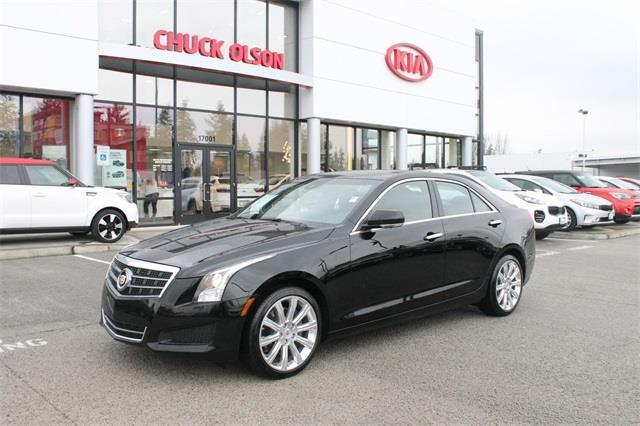 2014 cadillac ats 2 0t luxury awd 2 0t luxury 4dr sedan for sale in seattle washington. Black Bedroom Furniture Sets. Home Design Ideas