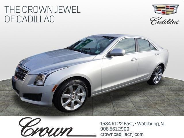 2014 cadillac ats 2 0t luxury awd 2 0t luxury 4dr sedan for sale in plainfield new jersey. Black Bedroom Furniture Sets. Home Design Ideas