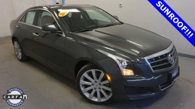 2014 Cadillac Ats 2.0T Luxury AWD Sedan