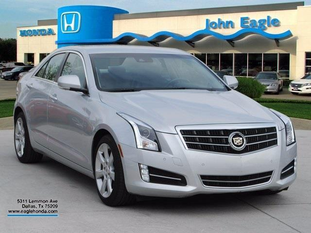 2014 cadillac ats 2 0t performance 2 0t performance 4dr sedan for sale in dallas texas. Black Bedroom Furniture Sets. Home Design Ideas