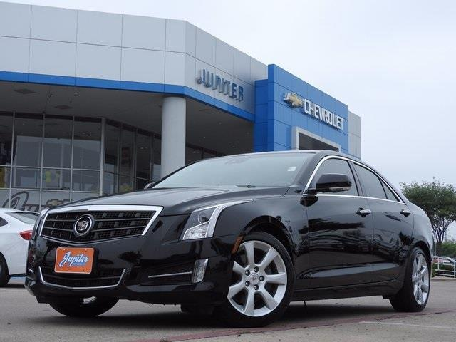 2014 cadillac ats 2 0t performance 2 0t performance 4dr sedan for sale in garland texas. Black Bedroom Furniture Sets. Home Design Ideas