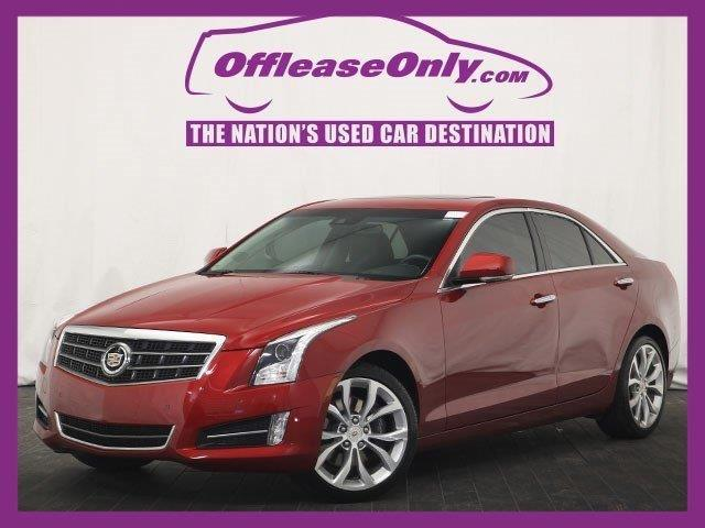 2014 cadillac ats 2 0t performance awd 2 0t performance 4dr sedan for sale in west palm beach. Black Bedroom Furniture Sets. Home Design Ideas