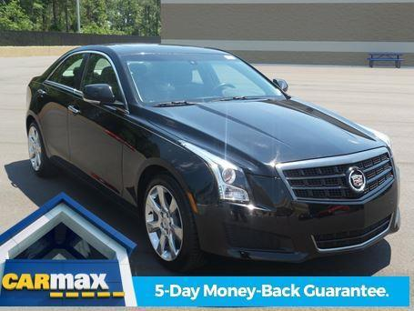 2014 Cadillac ATS 2.5L Luxury 2.5L Luxury 4dr Sedan