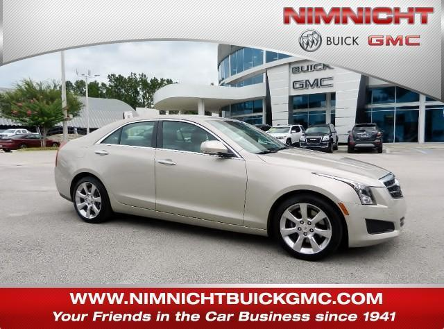 2014 cadillac ats 2 5l luxury 2 5l luxury 4dr sedan for sale in jacksonville florida classified. Black Bedroom Furniture Sets. Home Design Ideas