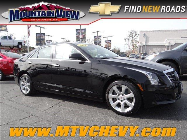 2014 cadillac ats 2 5l luxury 4dr sedan for sale in upland california classified. Black Bedroom Furniture Sets. Home Design Ideas