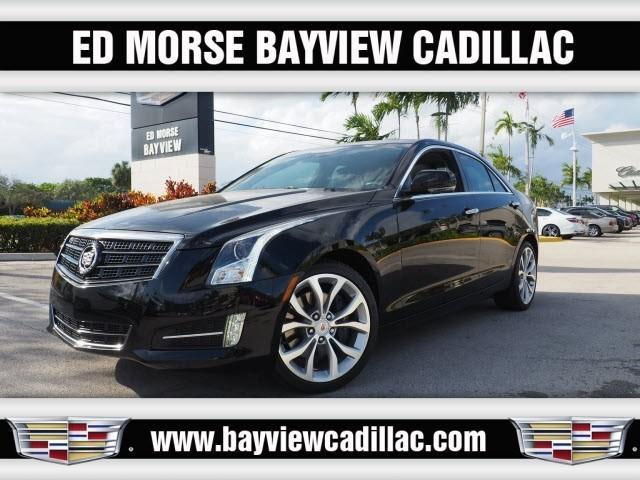 2014 Cadillac ATS 3.6L Performance AWD 3.6L Performance