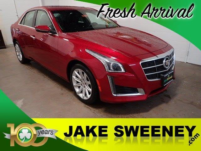 2014 cadillac cts 2 0t 2 0t standard 4dr sedan for sale in cincinnati ohio classified. Black Bedroom Furniture Sets. Home Design Ideas