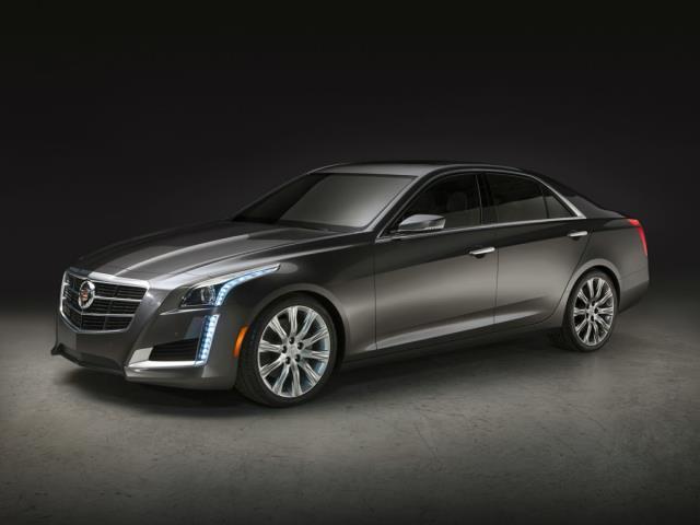 2014 Cadillac CTS 2.0T AWD 2.0T Standard 4dr Sedan