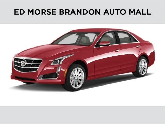 Ed Morse Cadillac >> 2014 Cadillac CTS 2.0T Luxury Collection 2.0T Luxury Collection 4dr Sedan for Sale in Brandon ...