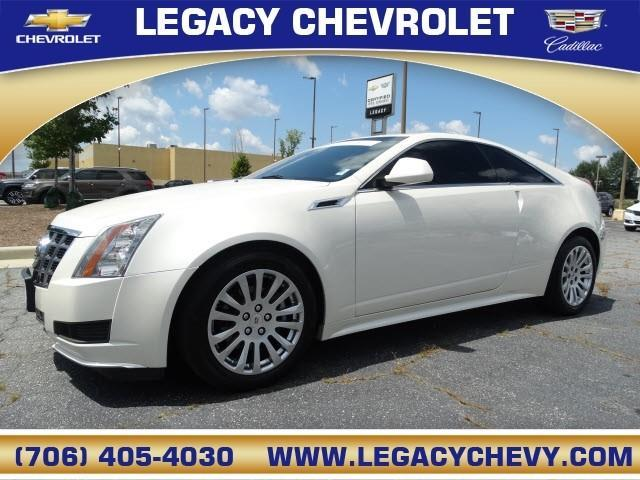 2014 Cadillac CTS 3.6L 3.6L 2dr Coupe