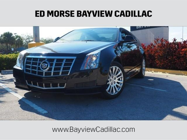 2014 cadillac cts 3 6l 3 6l 2dr coupe for sale in fort lauderdale. Cars Review. Best American Auto & Cars Review