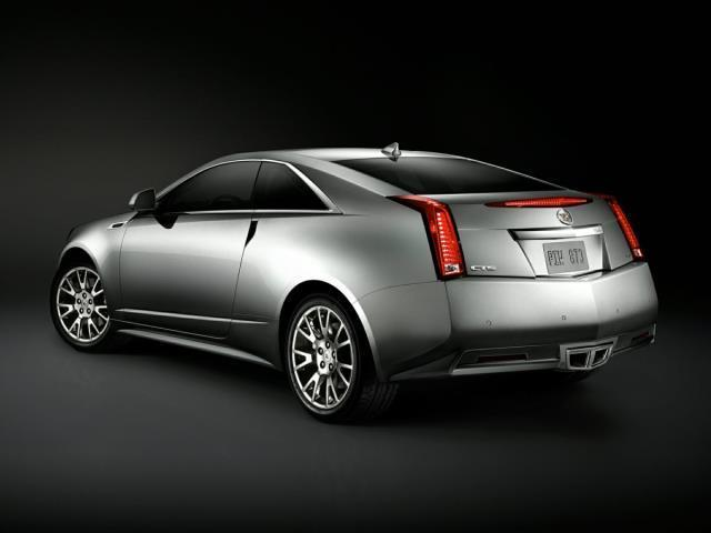 2014 Cadillac CTS 3.6L AWD 3.6L 2dr Coupe