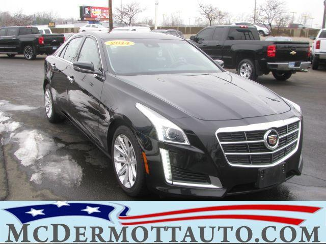 2014 Cadillac CTS 3.6L Luxury Collection AWD 3.6L