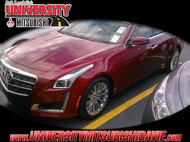 2014 Cadillac CTS 3.6L Performance Collection 3.6L