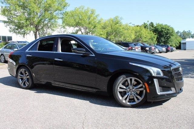2014 Cadillac CTS 3.6L TT Vsport 3.6L TT Vsport 4dr