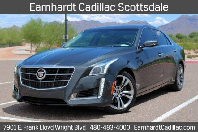 2014 cadillac cts 3 6l tt vsport 3 6l tt vsport 4dr sedan for sale in scottsdale arizona. Black Bedroom Furniture Sets. Home Design Ideas