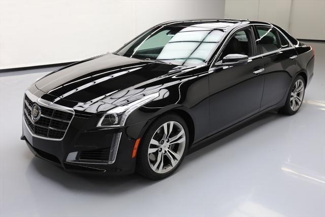 2014 Cadillac CTS 3.6L TT Vsport Premium 3.6L TT Vsport