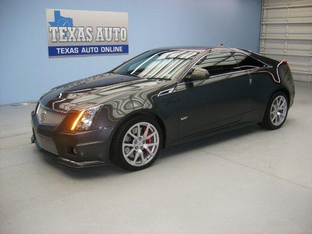 2014 cadillac cts v coupe 2dr coupe for sale in fondren texas classified. Black Bedroom Furniture Sets. Home Design Ideas