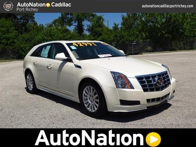 2014 cadillac cts wagon for sale in port richey florida classified. Black Bedroom Furniture Sets. Home Design Ideas