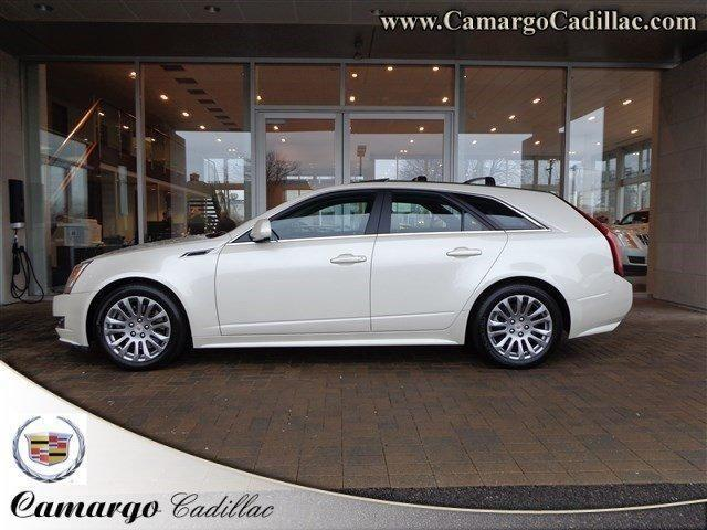 Station Wagons 2014 2014 Cadillac Cts Wagon