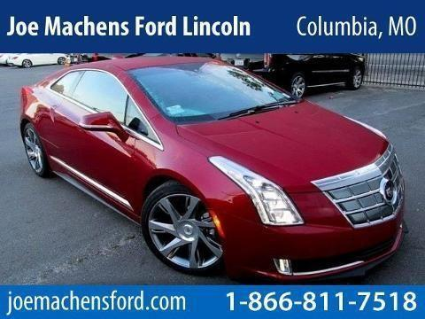 2014 CADILLAC ELR 2 DOOR COUPE for Sale in Columbia