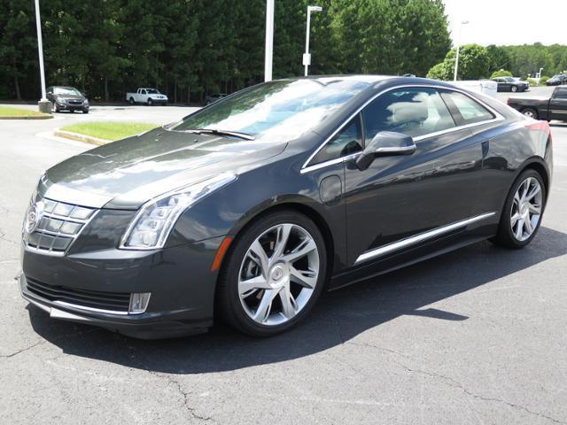 2014 Cadillac ELR Base 2dr Coupe