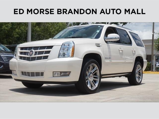 Ed Morse Cadillac >> 2014 Cadillac Escalade Premium Premium 4dr SUV for Sale in Brandon, Florida Classified ...