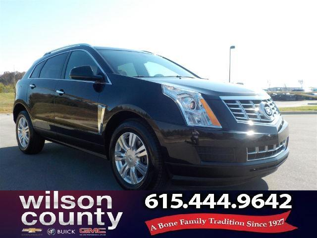 2014 Cadillac SRX Luxury Collection AWD Luxury