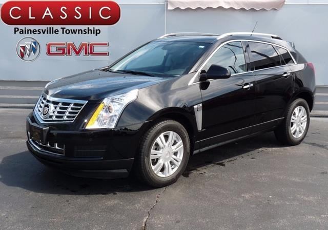 2014 cadillac srx luxury collection awd luxury collection 4dr suv for sale in concord ohio. Black Bedroom Furniture Sets. Home Design Ideas