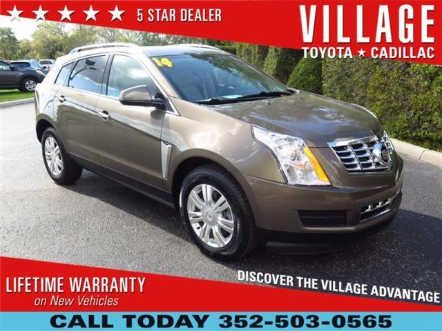 2014 cadillac srx luxury collection luxury collection 4dr suv for sale in homosassa florida. Black Bedroom Furniture Sets. Home Design Ideas