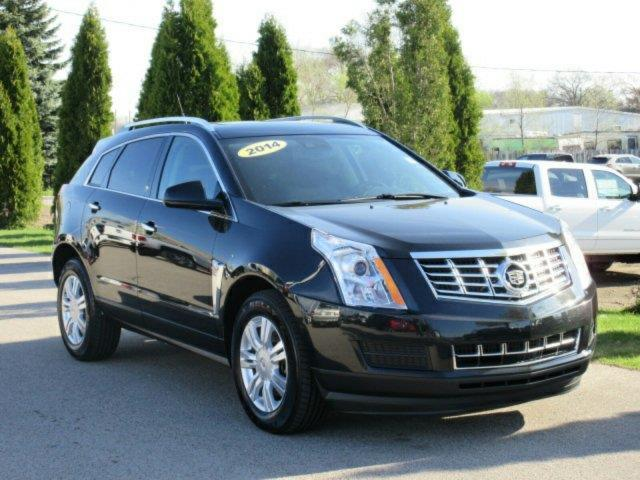 2014 cadillac srx luxury collection luxury collection 4dr suv for sale in meskegon michigan. Black Bedroom Furniture Sets. Home Design Ideas