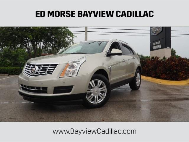 2014 cadillac srx luxury collection luxury collection 4dr suv for sale in fort lauderdale. Black Bedroom Furniture Sets. Home Design Ideas